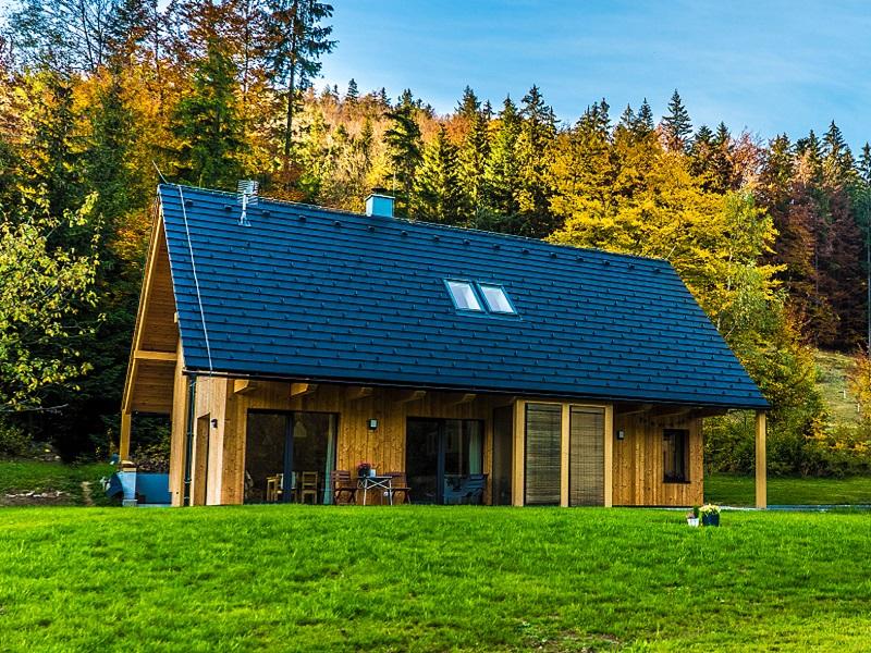 Dom jednorodzinny – Beskidy, Czechy