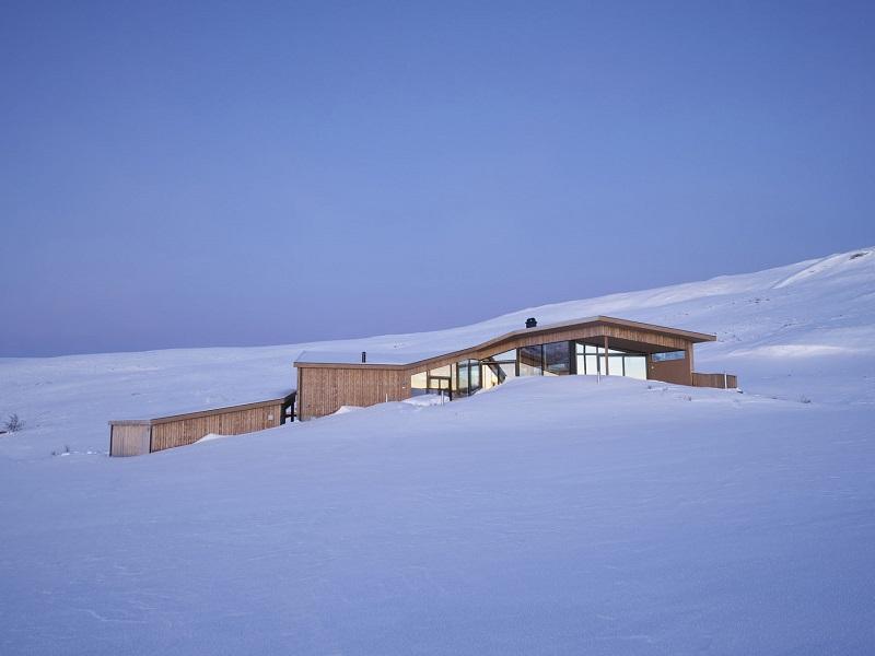 Dom jednorodzinny – Norwegia