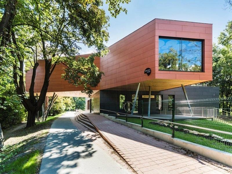 Enviromentální centrum – NATURA PARK